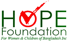 HOPE Foundation for Women & Children of Bangladesh